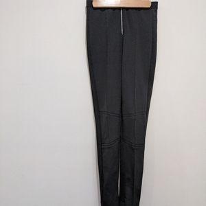 Sonia Rykiel Black Skinny Pants